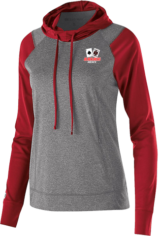 Blackjacks Hockey Ladies Mechanical Echo Hoodie