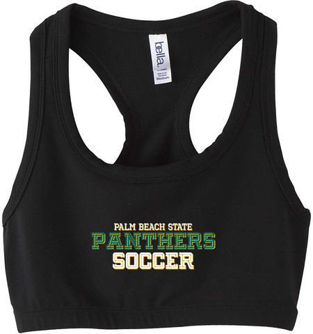 Palm Beach Panthers Soccer Sports Bra