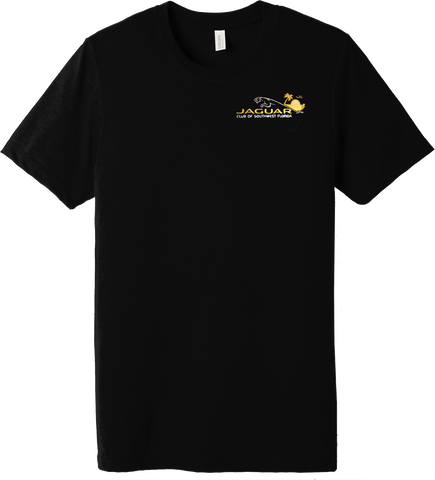 Jaguar Club of SWF Embroidered Triblend T-Shirt