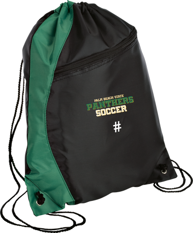 Palm Beach Panthers Soccer Colorblock Cinch Pack