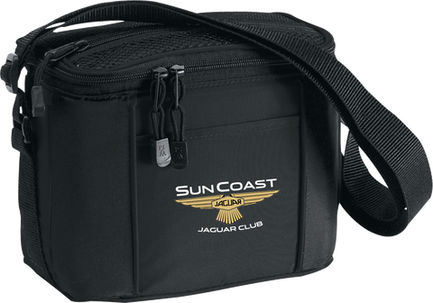 Sun Coast Jaguar Club 6-Pack Cooler