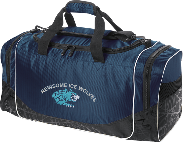 Newsome Hockey Weekender Duffle Bag with Player #