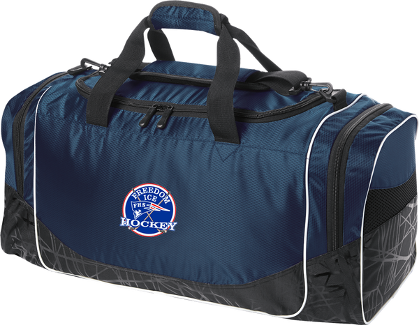 Freedom Hockey Weekender Duffle Bag with Player #