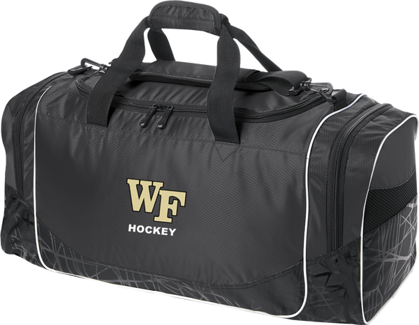 Wake Forest Weekender Duffle Bag with Player #