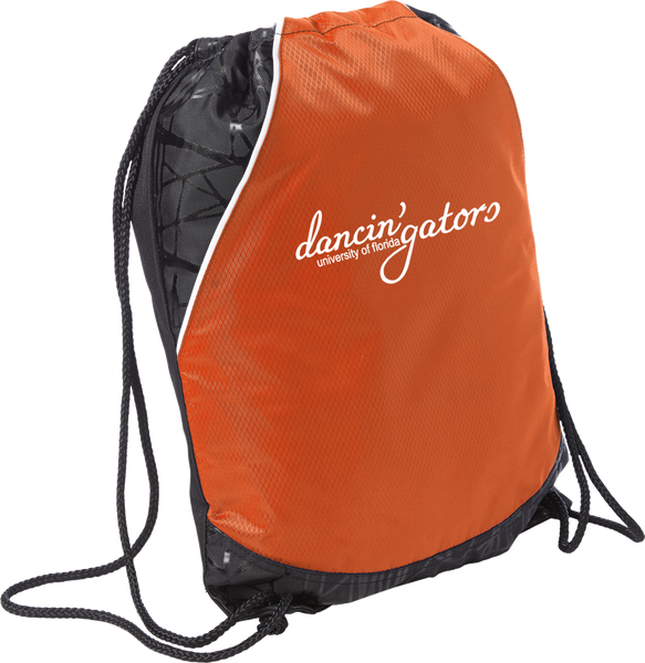 Dancin' Gators Colorblock Cinch Pack