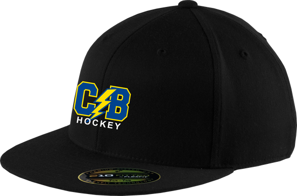 Cypress Bay Flex Fit Flat Brim Cap