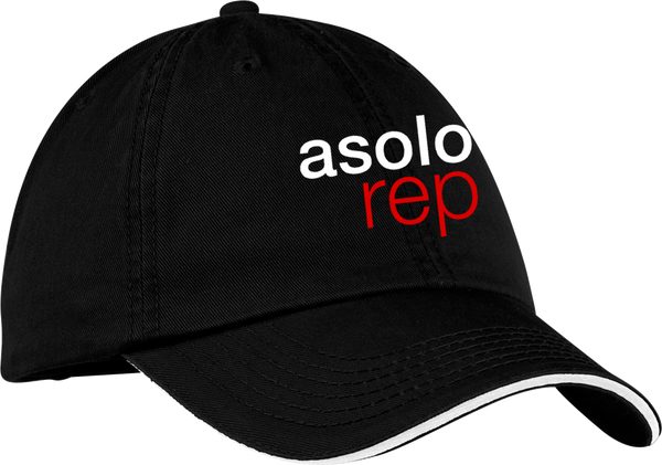 Asolo Rep Washed Twill Cap