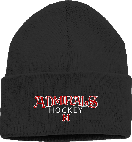 Admirals Hockey Knit Beanie