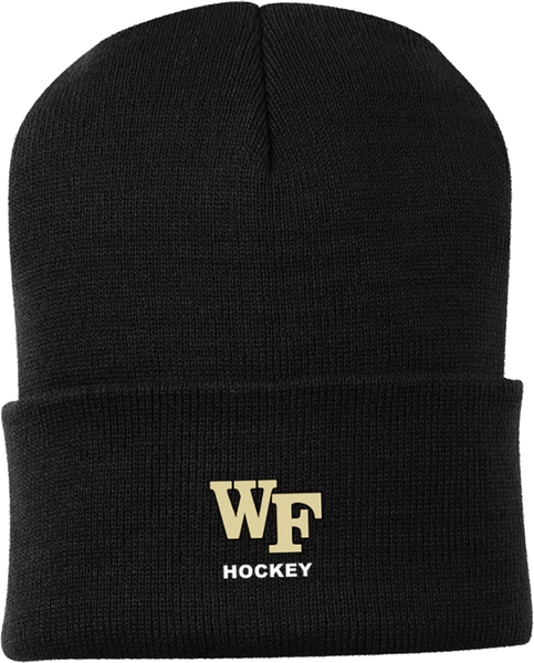 Wake Forest Knit Beanie