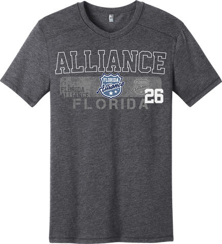Florida Alliance Hockey Triblend T-shirt
