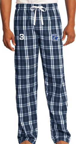 Tampa Bay Juniors Flannel Plaid Pant