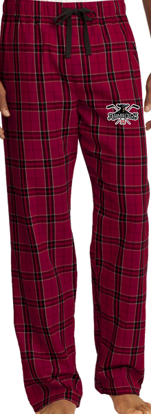 Admirals Hockey Flannel Plaid Pant