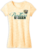 Palm Beach Panthers Soccer Extreme Heathered T-Shirt