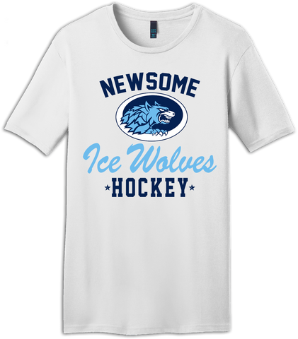 Newsome Logo T-Shirt w/ Player Number