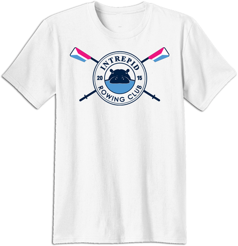 Intrepid Rowing Club Logo T-Shirt