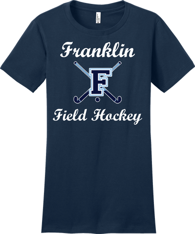 Franklin Field Hockey Girls Logo Printed T-Shirt *Available in Youth*