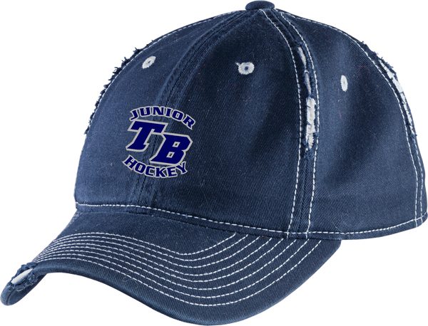 Tampa Bay Juniors Rip & Distressed Cap
