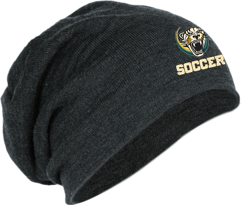 Palm Beach Panthers Soccer Slouch Beanie