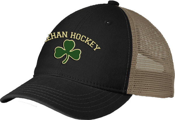Bishop Feehan Hockey Soft Vintage Mesh Back Cap