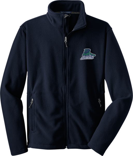 Jr. Everblades Mens Fleece Jacket