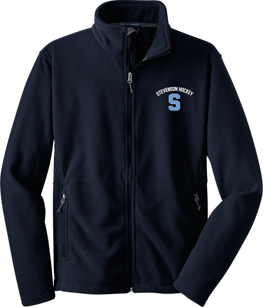 Livonia Stevenson Hockey Mens Fleece Jacket