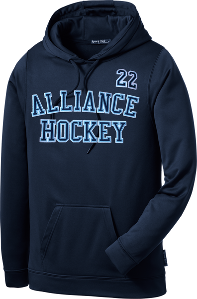 Alliance Hockey Sport-Wick Dri-Fit Fleece Hoodie