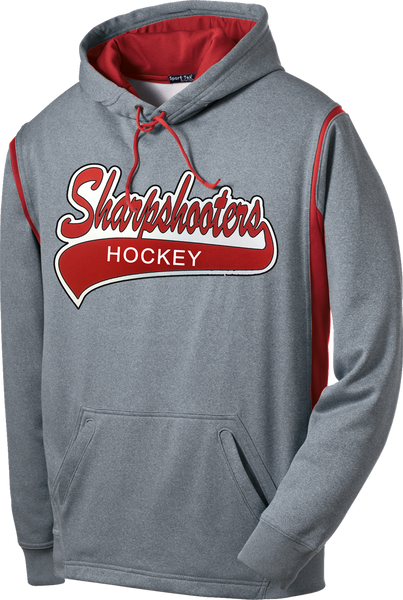 Sharp Shooters Moisture Wicking Tech Fleece Hoodie