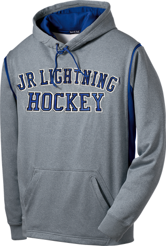 Dri-Tech Custom Team Twill Block Hoodie - MORE COLORS AVAILABLE