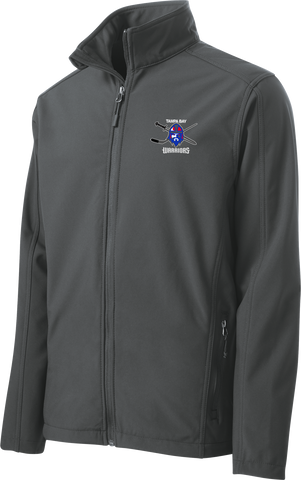 Jr. Warriors Hockey Core Soft Shell Jacket