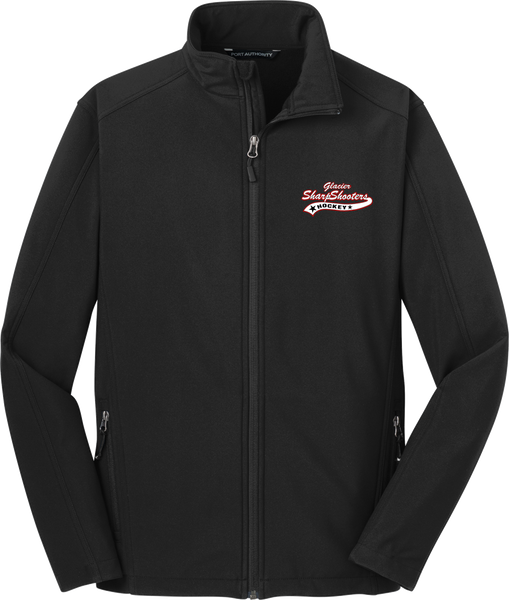 Sharp Shooters Mens Core Soft Shell Jacket