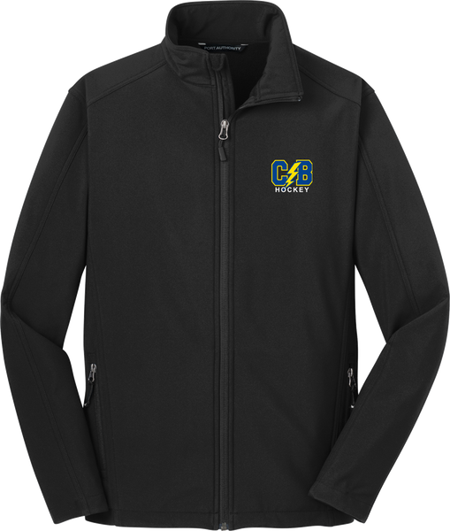 Cypress Bay Mens Core Soft Shell Jacket