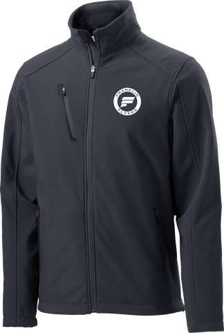 Franklin Flyers Mens Welded Soft Shell Jacket