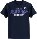 Tampa Bay Juniors Accelerator T-shirt