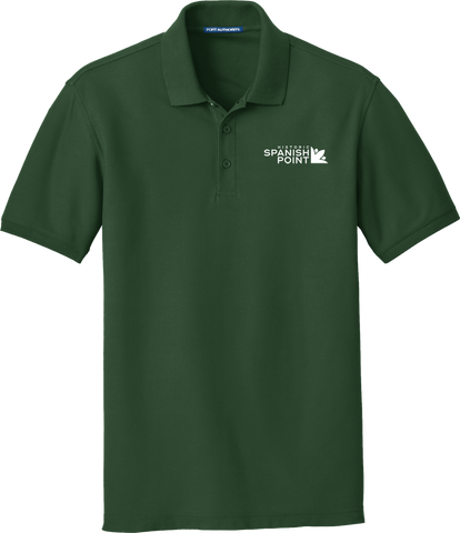 Spanish Point Core Classic Pique Polo