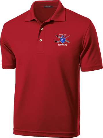 Jr. Warriors Hockey Dri-Mesh Polo
