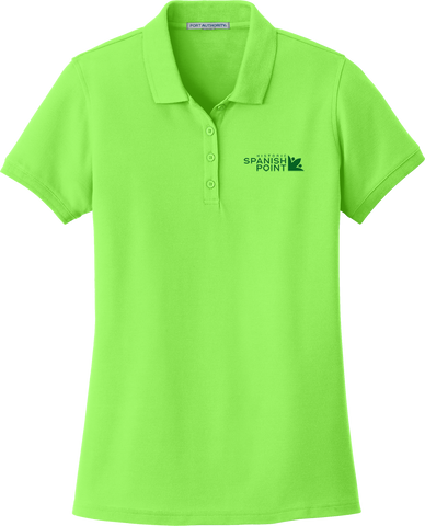Spanish Point Ladies Core Classic Pique Polo
