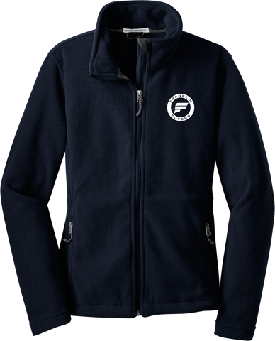 Franklin Flyers Ladies Fleece Jacket