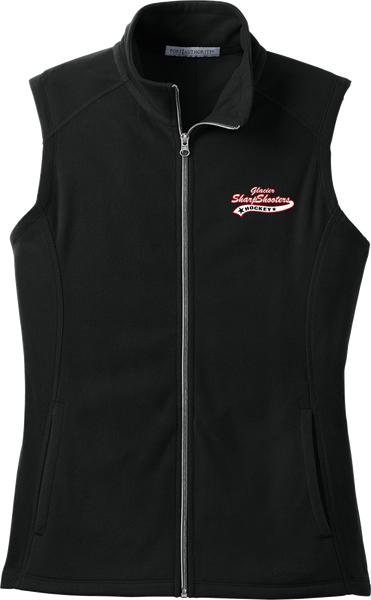 Sharp Shooters Ladies Micro Fleece Vest