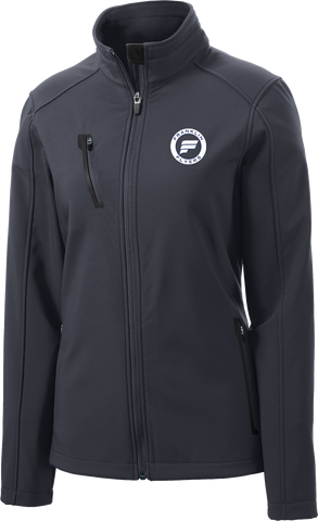 Franklin Flyers Ladies Welded Soft Shell Jacket