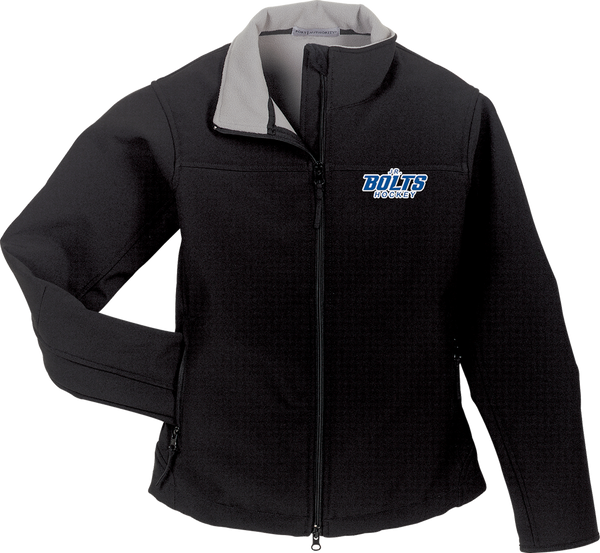 Jr. Bolts Ladies Soft Shell Jacket