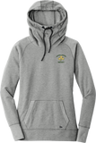 Bishop Feehan NewEra Ladies Tri-Blend Fleece Pullover Hoodie