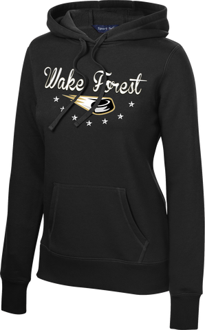 Wake Forest Ladies Pullover Sport Hoodie