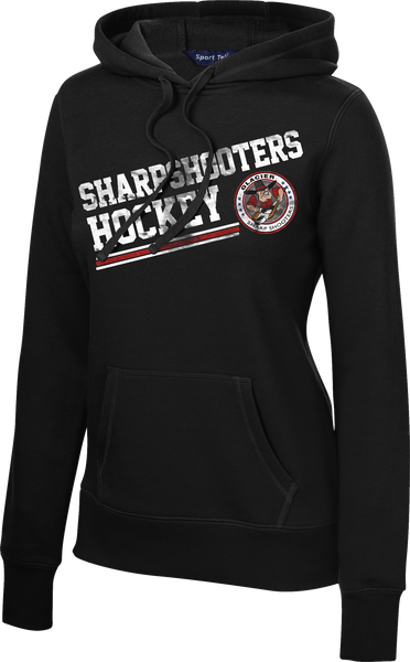 Sharp Shooters Ladies Pullover Sport Hoodie