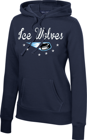 Newsome Ladies Pullover Sport Hoodie