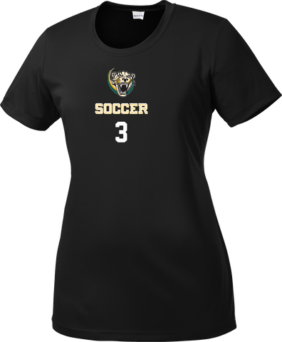 Palm Beach Panthers Soccer Ladies Dri-Fit Tee