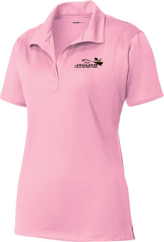 Jaguar Club of Southwest Florida Ladies Micropique Sport-Wick Polo