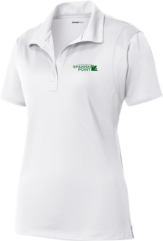 Spanish Point Ladies Micropique Sport-Wick Polo