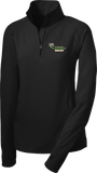 Palm Beach Panthers Soccer Sport Wick Fleece 1/2 Zip Jacket