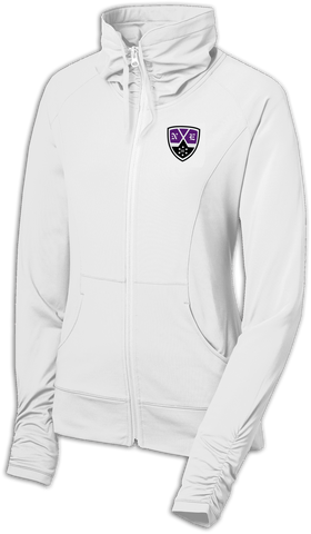 New England Hockey Club Ladies Sport-Wick Stretch Jacket