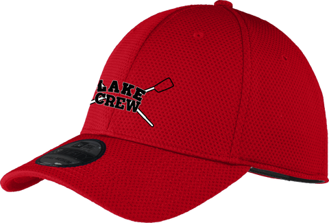 Lake Crew Embroidered Tech Mesh Cap